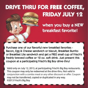 Frisch's Coupon