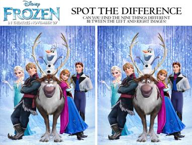 frozenspotdifference