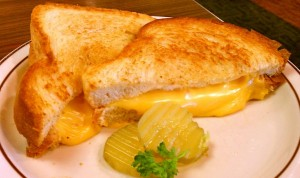 Frischs Grilled Cheese